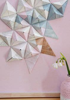 Bilder An Die Wand Kleben 454 by Best 25 Origami Wall Ideas On Origami