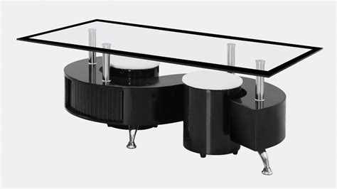 s shaped coffee table with stools s shaped glass black high gloss coffee table homegenies