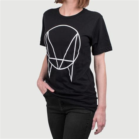 Tshirt Hitam Owsla Elkoh Shop owsla logo t shirt unisex edm shirts products and logos