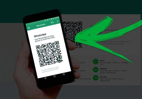 log  whatsapp web  scan barcode