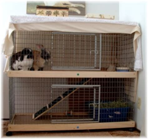 Indoor Rabbit Hutch For 2 Rabbits how to select two story indoor rabbit cage or hutch