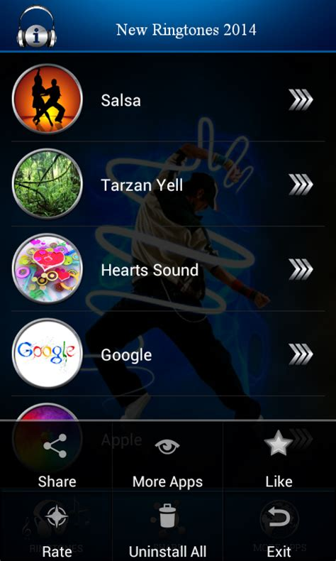 free ringtone downloads for android cell phones new ringtones 2014 free android app android freeware