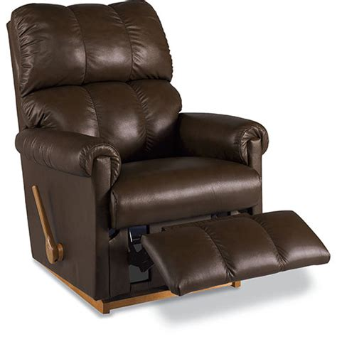 la z boy vail leather rocker recliner on sale at boscovs