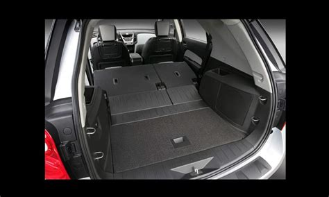 chevrolet equinox trunk space trunk dimensions of chevy equinox autos post