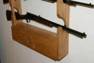 bb gun rack plans diy free how to make a wooden