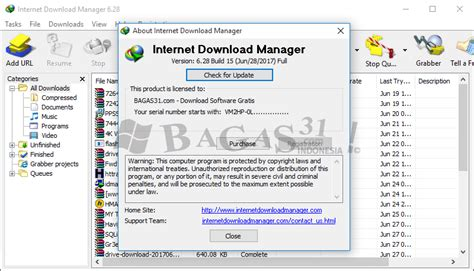 bagas31 crack idm internet download manager 6 28 build 15 full version