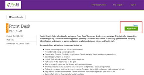 youfit application apply