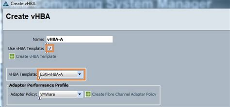 create service profile template 9 unixarena