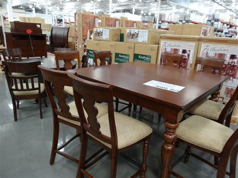 costco dining room tables stunning dining room sets costco gallery rugoingmyway us