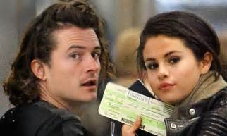 Ignorant Of The Day Orlando Bloom by Selena Gomez And Orlando Bloom Attempt To Go Incognito At