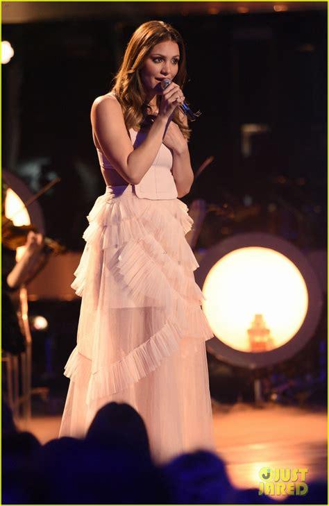 Sanjaya The Next Katherine Mcphee by Katharine Mcphee Returns To American Idol For Stunning