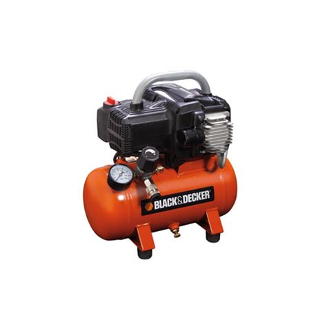 air compressor 6 liters black decker bd195 6