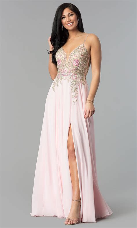 Simple Dress Baby Pink