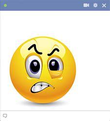 frustrated emoticon symbols emoticons