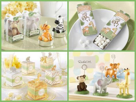 Handmade Baby Shower Centerpieces - make your own baby shower favors ideas