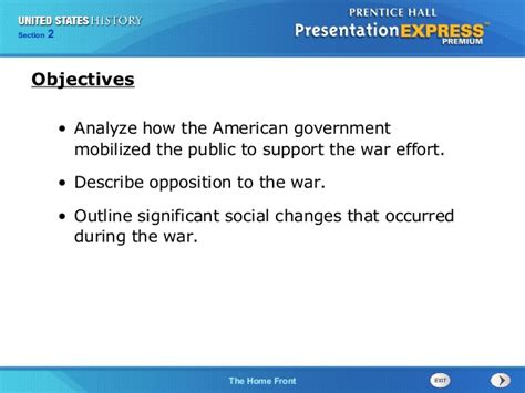 us history chapter 10 section 2 us history ch 10 section 2 notes