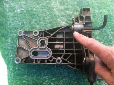 bmw x5 4 8 is engine x5 4 8 n62 engine alternator bracket gasket replacement