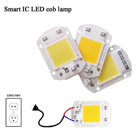 Chip Mata Led Sorot 50w High Quality 50 Watt Putih Kuning smart ic high power led matrix for projectors 20w 30w 50w