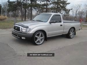 2 Door Toyota Tacoma 2003 Toyota Tacoma Dlx Extended Cab 2 Door 2 4l