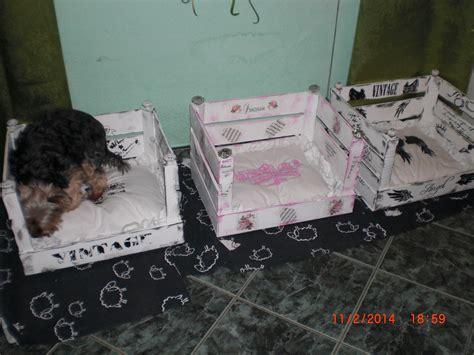 hundebett selber bauen anleitung diy ein hundebett aus alten obstkisten selber bauen in