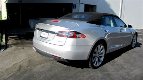 Tesla Model S Convertible Price You Can Now Buy The World S Tesla Model S Convertible