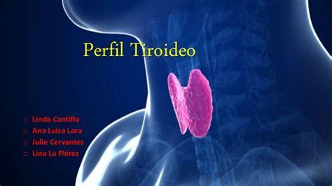 imagenes para perfil normal perfil tiroideo y perfil paratiroideo