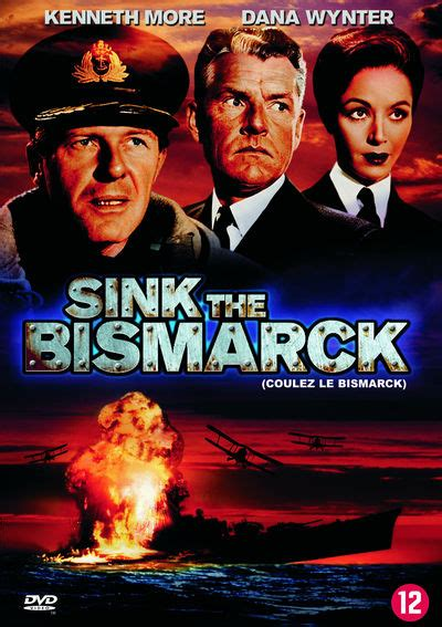 Sink The Bismarck by Sink The Bismarck Dvd 20th Century Fox Be