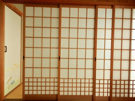 Japanese Sliding Closet Doors by Interior Sliding Japanese Doors Interior Exterior Doors
