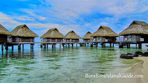 bora bora water bungalow prices bora bora prices