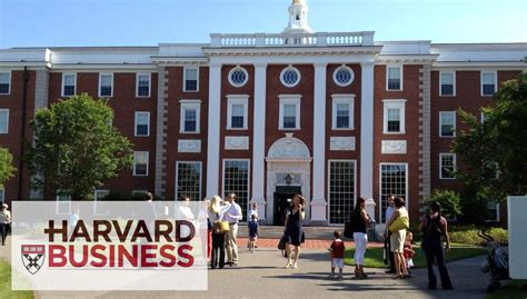 Harvard Executive Mba Program by 14 Things They Don T Teach You At Harvard Business School