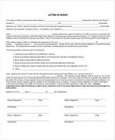 Business Letter Of Intent Template Free Letter Templates 40 Free Word Pdf Documents