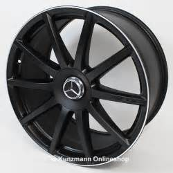 amg forged rims 10 spoke design mercedes s class