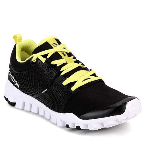 Reebok Running Black reebok black running shoes price in india buy reebok