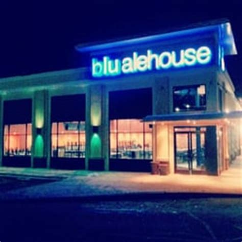 Blue Ale House by Alehouse Riverdale Nj United States Outside View