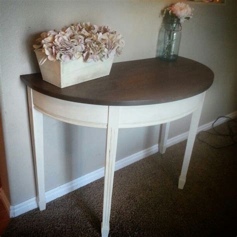 17 best ideas about half moon table on moon