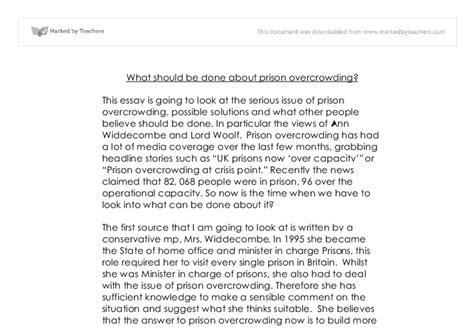 Prison Essay by College Essays College Application Essays Prison Overcrowding Essay