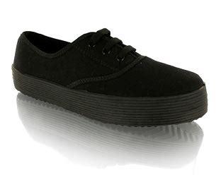 Sepatu Kickers Chuky Black Suede Casual Formal Sneakers Promo Grosir three eyelet shoes