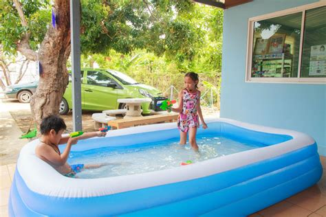 backyard blow up pools 5 games for inflatable pools ebay