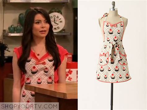 carly s icarly season 4 episode 17 carly s cupcake apron shop