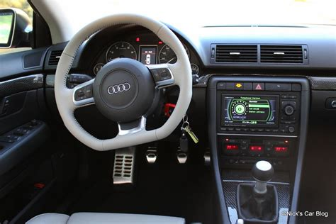 Audi A4 B6 Custom Interior by Must Have Vag Mods For B6 And B7 Audis Nick S Car Blog