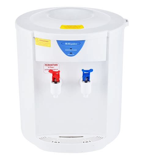 Dispenser Miyako Air Dingin harga miyako wd 186 h dispenser air putih termurah 2018
