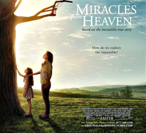 Miracles From Heaven Miracles From Heaven A Review Jean M Heimann