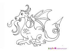 nice dragon coloring page nice dragon coloring pages online for boys graphic