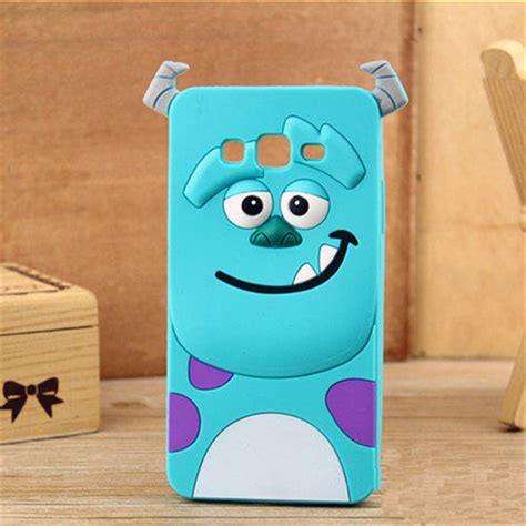 Softcase 3d Monsters Sulley Cover Casing Samsung Galaxy Tab A 70 2017 3d monsters silicone for samsung galaxy prime g360f g360h g361h soft