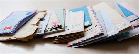 corrispondenza lettere guida agli acquisti come scegliere le buste per