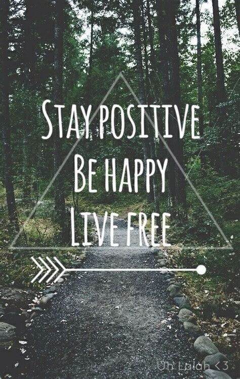 wallpaper tumblr positive stay positive quotes tumblr