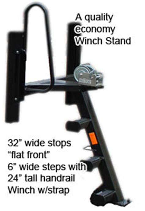 pontoon boat trailer winch stand with steps diy boat trailer steps do it your self