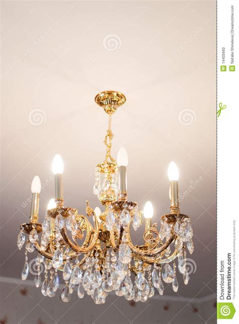 Kristallleuchter Modern by Chandelier Stock Photo Image Of Modern Expensive