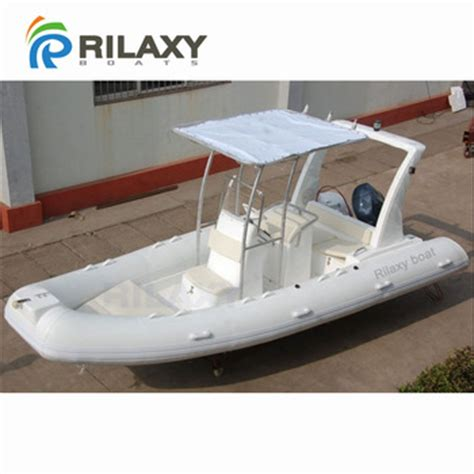 inflatable boat with outboard for sale rilaxy 5 8m rigid hull inflatable boat with outboard motor