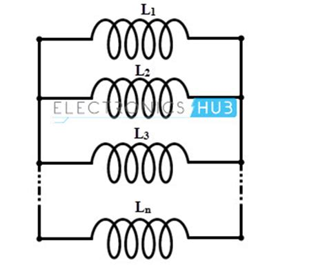 inductors connected in parallel inductors in parallel